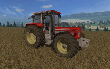Farming Simulator 2013 - Schlüter Compact 1350 TV6 High Speed