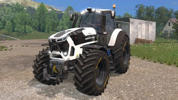 Farming Simulator 15 - Deutz Fahr 9340 Pearl Edition v1.0 Beta