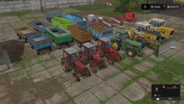 Farming Simulator 17 - A Pack v1.6