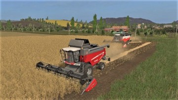 Farming Simulator 17 - PATAKFALVA MAP V1.1