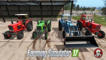 Farming Simulator 17 - Pack MTZ-80/82/510/512 V1.3