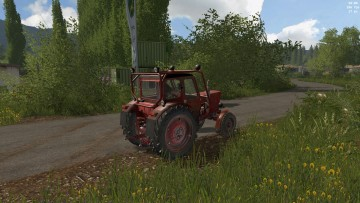Farming Simulator 17 - Mtz-50