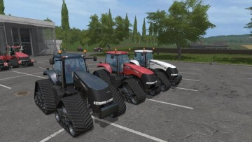 Farming Simulator 17 - CASE IH MAGNUM 380 QUADTRAC PACK