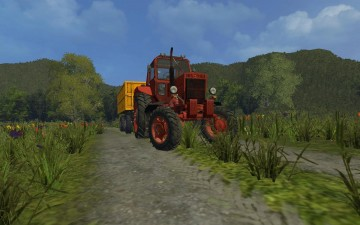 Farming Simulator 15 - Mtz82 by MTZJozsi