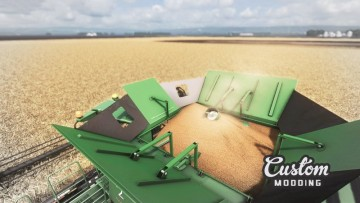 Farming Simulator 17 - JOHN DEERE S600 US VERSION MODEL 2012