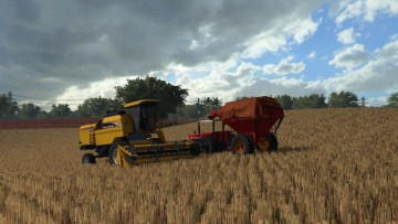 Farming Simulator 17 - FRANKHAUSER 8010
