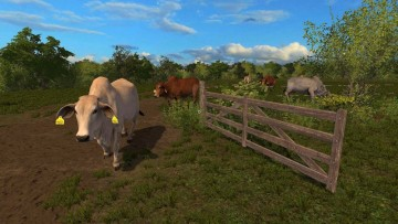 Farming Simulator 17 - Southern Parish Map v4