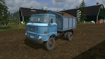 Farming Simulator 17 - IFA W50 FSH Modding