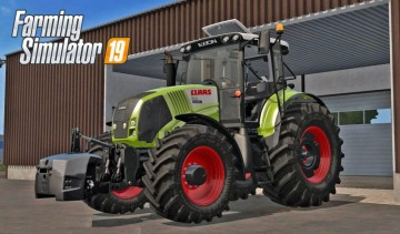 Farming Simulator 19 - CLAAS AXION 800 (810, 830, 850)