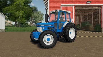 Farming Simulator 19 - Ford 6810 v 1