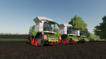 Farming Simulator 19 - New Lexion Pack 2019