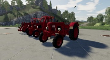 Farming Simulator 19 - MTZ-50