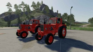 Farming Simulator 19 - PACK MTZ-80 AND 82 V1.1