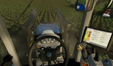 Farming Simulator 19 - New Holland T6 T4b v1