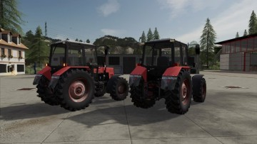 Farming Simulator 19 - MTZ-892.2