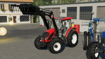 Farming Simulator 19 - Valtra A-Series