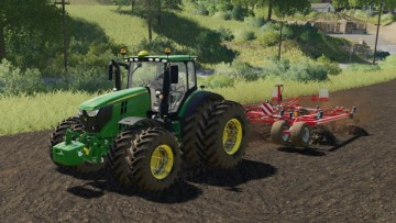 Farming Simulator 19 - Added Realism For Vehicles v1.1