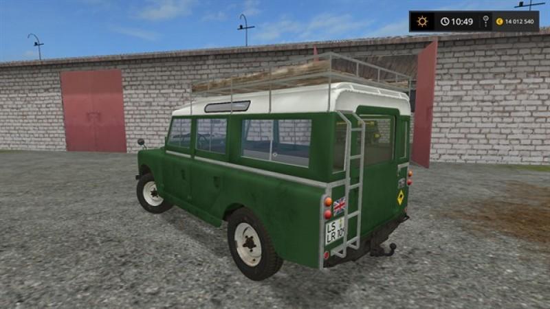 Land Rover 109 Lwb Farming Simulator 17 M 243 D